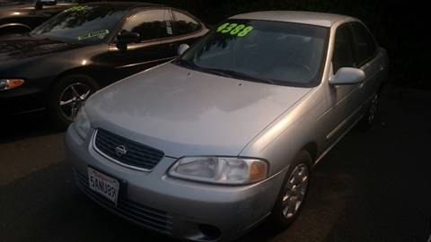 2002 Nissan Sentra for sale in Santa Rosa, CA