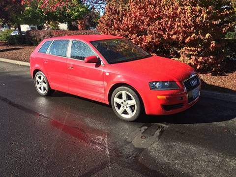2007 Audi A3 for sale in Hillsboro, OR