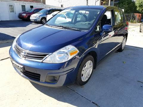 2012 Nissan Versa for sale in Chicago, IL