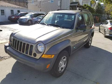 2005 Jeep Liberty for sale in Chicago IL