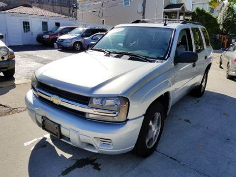 2007 Chevrolet TrailBlazer for sale in Chicago IL