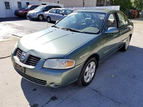 2005 Nissan Sentra for sale in Chicago IL