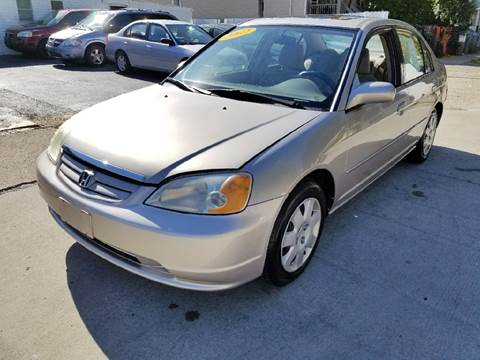 2002 Honda Civic for sale in Chicago IL