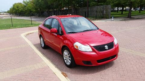 2011 Suzuki SX4 for sale in Irving TX