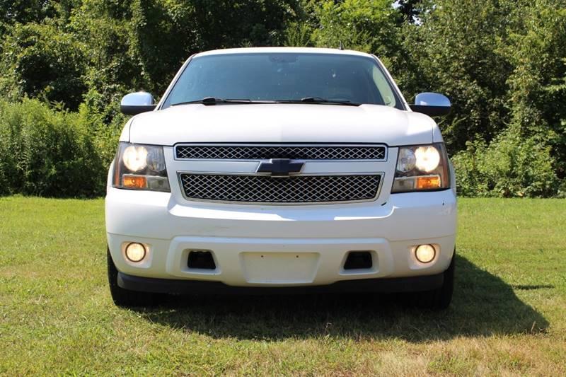 2008 Chevrolet Tahoe 4x2 LTZ 4dr SUV - Lexington NC