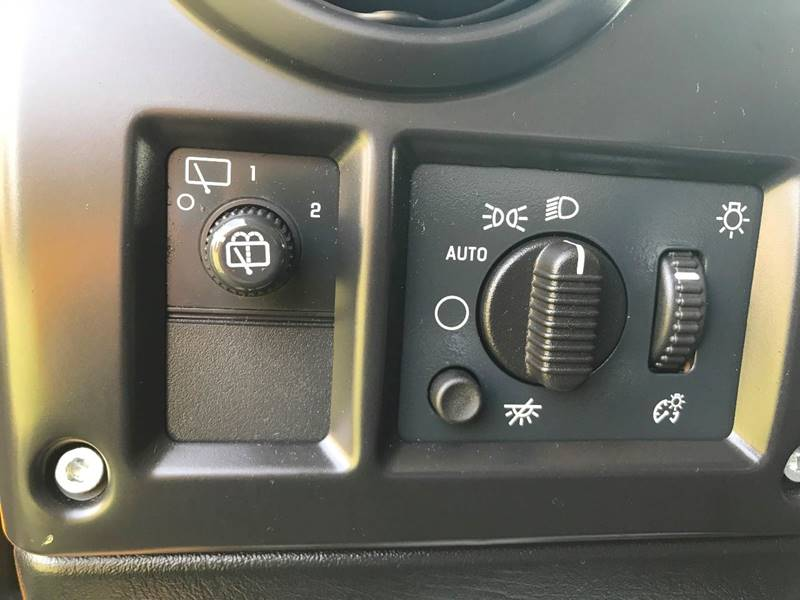 2006 HUMMER H2 Luxury 4 Door 4WD - Lexington NC