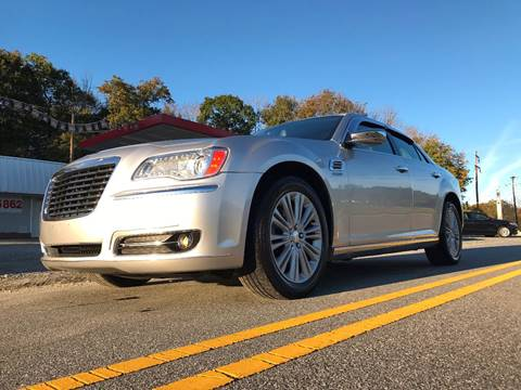 2012 Chrysler 300 for sale in Thomasville, NC