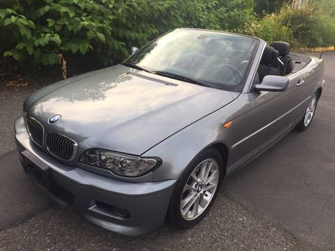 2004 BMW 3 Series for sale at KARMA AUTO SALES in Federal Way WA