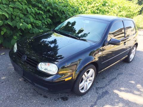 2004 Volkswagen Golf for sale at KARMA AUTO SALES in Federal Way WA