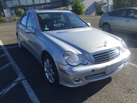2007 Mercedes-Benz C-Class for sale at KARMA AUTO SALES in Federal Way WA