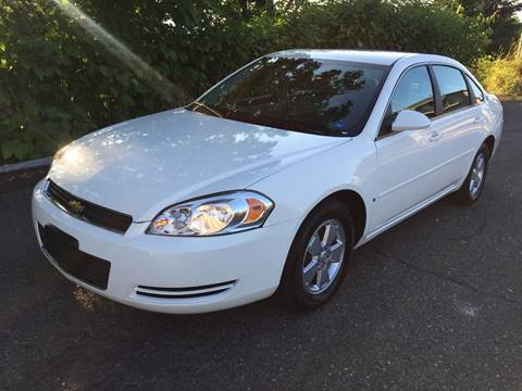 2008 Chevrolet Impala for sale at KARMA AUTO SALES in Federal Way WA