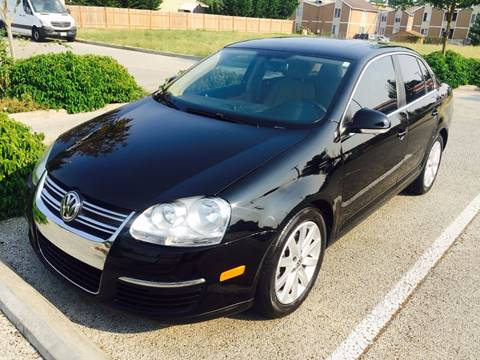 2007 Volkswagen Jetta for sale at KARMA AUTO SALES in Federal Way WA