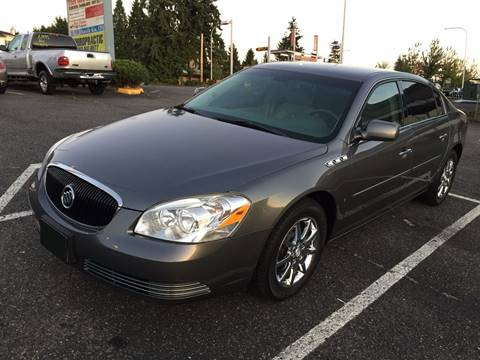 2006 Buick Lucerne for sale at KARMA AUTO SALES in Federal Way WA