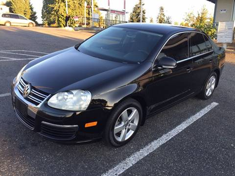 2006 Volkswagen Jetta for sale at KARMA AUTO SALES in Federal Way WA