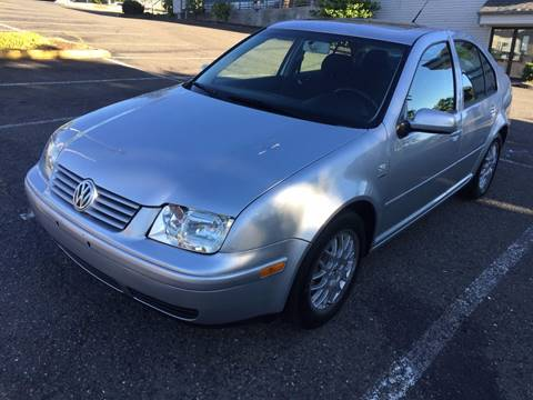 2003 Volkswagen Jetta for sale at KARMA AUTO SALES in Federal Way WA