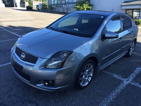 2007 Nissan Sentra for sale at KARMA AUTO SALES in Federal Way WA