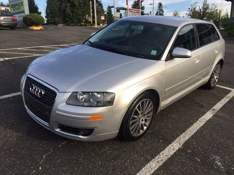 2006 Audi A3 for sale at KARMA AUTO SALES in Federal Way WA