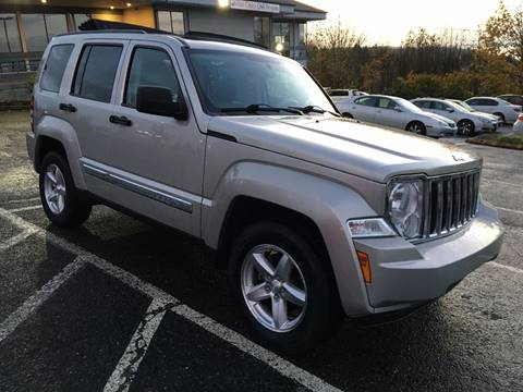 2008 Jeep Liberty for sale at KARMA AUTO SALES in Federal Way WA