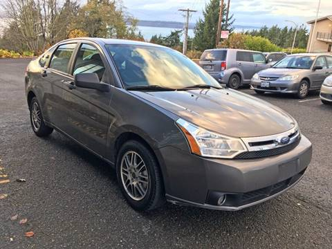 2010 Ford Focus for sale at KARMA AUTO SALES in Federal Way WA