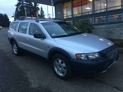 2003 Volvo XC70 for sale at KARMA AUTO SALES in Federal Way WA