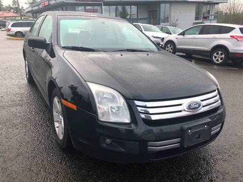 2007 Ford Fusion for sale at KARMA AUTO SALES in Federal Way WA