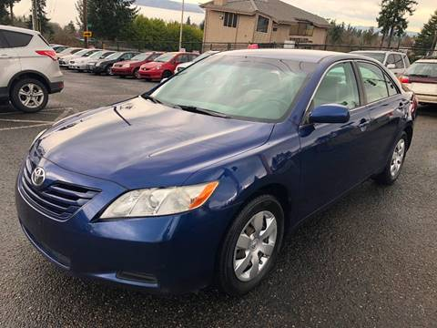 2007 Toyota Camry for sale at KARMA AUTO SALES in Federal Way WA