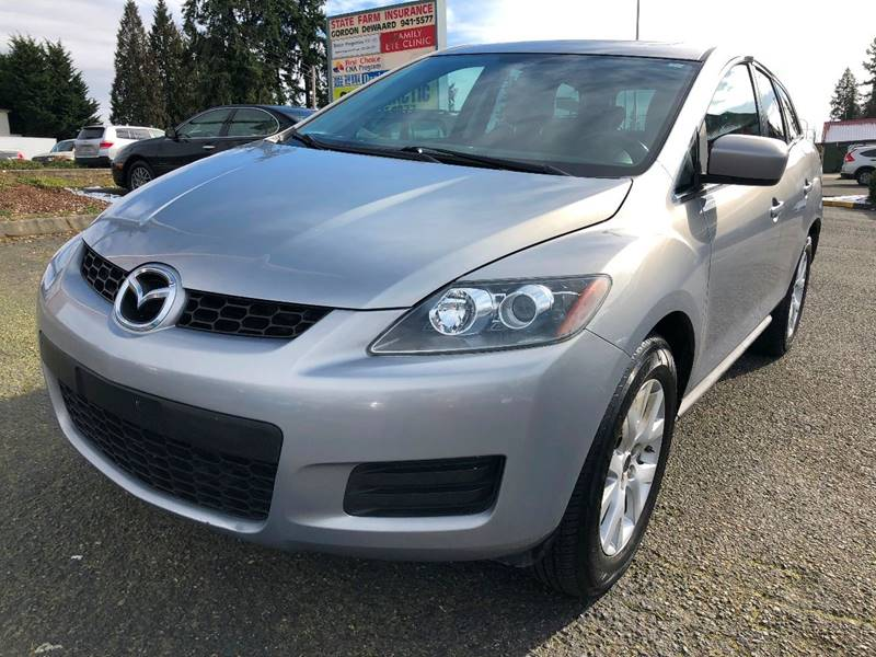 2007 Mazda CX 7 For Sale At KARMA AUTO SALES In Federal Way WA