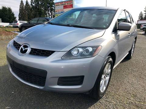 2007 Mazda CX-7 for sale at KARMA AUTO SALES in Federal Way WA