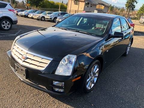 2007 Cadillac STS for sale at KARMA AUTO SALES in Federal Way WA