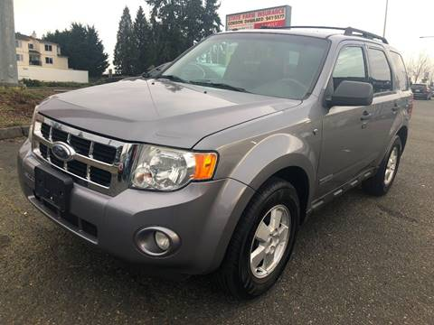 2008 Ford Escape for sale at KARMA AUTO SALES in Federal Way WA