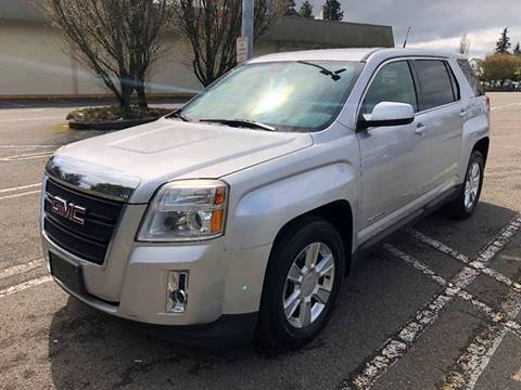2011 GMC Terrain for sale at KARMA AUTO SALES in Federal Way WA