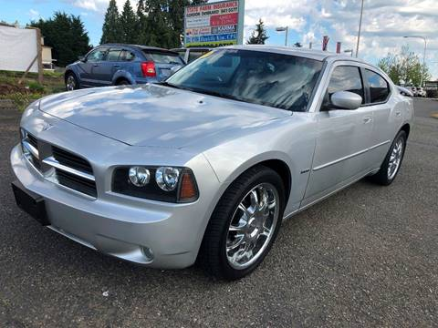 2008 Dodge Charger for sale at KARMA AUTO SALES in Federal Way WA