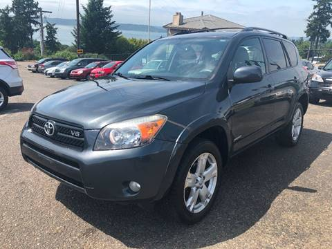 2007 Toyota RAV4 for sale at KARMA AUTO SALES in Federal Way WA