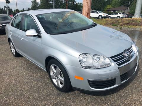 2009 Volkswagen Jetta for sale at KARMA AUTO SALES in Federal Way WA