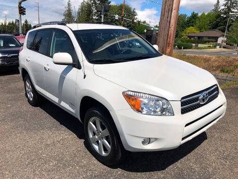 2008 Toyota RAV4 for sale at KARMA AUTO SALES in Federal Way WA