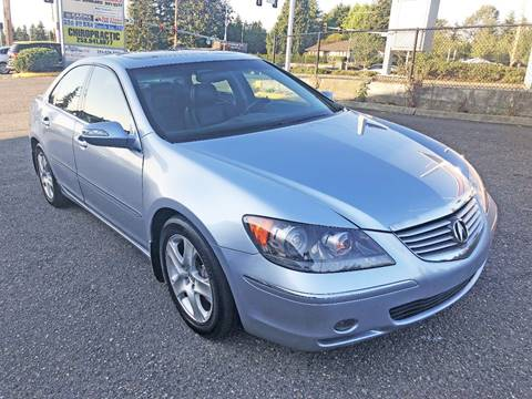 Acura Rl For Sale >> Acura Rl For Sale In Federal Way Wa Karma Auto Sales