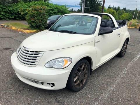 2006 Chrysler PT Cruiser for sale at KARMA AUTO SALES in Federal Way WA