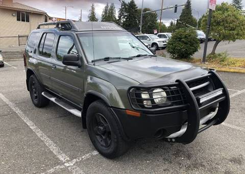 2003 Nissan Xterra for sale at KARMA AUTO SALES in Federal Way WA