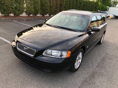 2006 Volvo V70 for sale at KARMA AUTO SALES in Federal Way WA