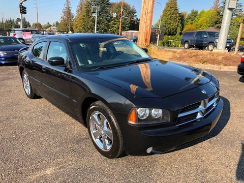 2010 Dodge Charger for sale at KARMA AUTO SALES in Federal Way WA
