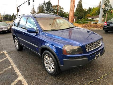 2006 Volvo XC90 for sale at KARMA AUTO SALES in Federal Way WA