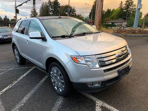 2010 Ford Edge for sale at KARMA AUTO SALES in Federal Way WA