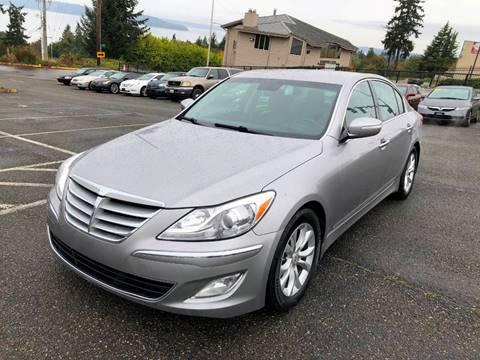 2013 Hyundai Genesis for sale at KARMA AUTO SALES in Federal Way WA