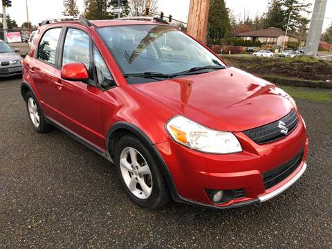 2008 Suzuki SX4 Crossover for sale in Federal Way, WA