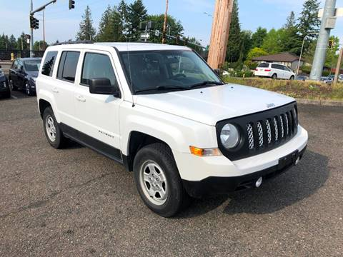 2014 Jeep Patriot for sale in Federal Way, WA