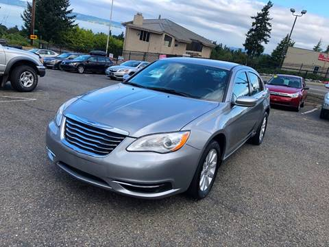 2013 Chrysler 200 for sale in Federal Way, WA