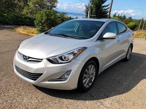 2015 Hyundai Elantra for sale in Federal Way, WA