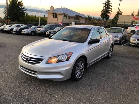 2012 Honda Accord for sale in Federal Way, WA