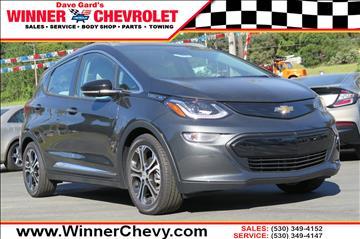 2017 Chevrolet Bolt EV for sale in Colfax, CA