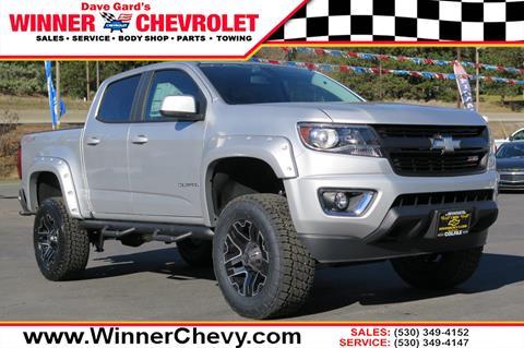 2016 Chevrolet Colorado for sale in Colfax, CA